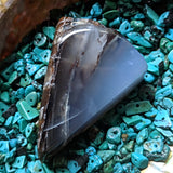 Blue Chalcedony-Polished~ CRPBCH05
