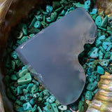 Blue Chalcedony-Polished~ CRPBCH06