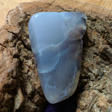 Blue Chalcedony-Polished~ CRPBCH07