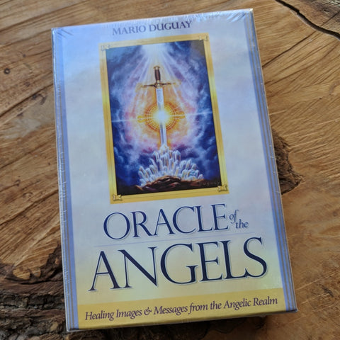 Oracle of the Angels Oracle Cards~Mario Duguay