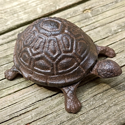 Metal Turtle Hide-A-Key~ SHDTHAKY