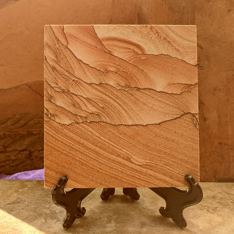 Picture Sandstone Slab~CRPSNDS2
