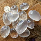 Tumbled Metamorphosis Quartz~TUMMMQTZ