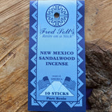 New Mexico Sandalwood Incense~IFSNMSAN