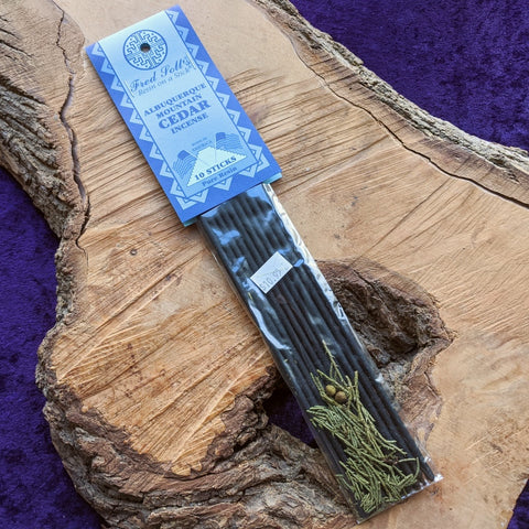Albuquerque Mountain Cedar Incense~IFSAMCED