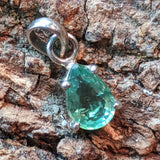 Green Kyanite Pendant~JSSGKYP2