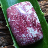 Thulite Cabochon-JCABTH02