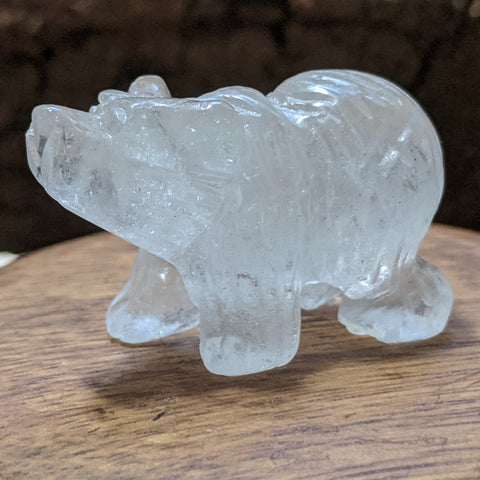 Quartz Bear~CRQBEARC