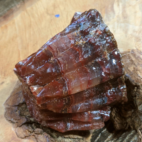 Red Calcite Chunk~CRRCAL02