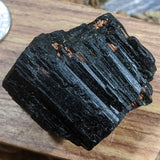 Black Tourmaline Crystal- CRBTRM19