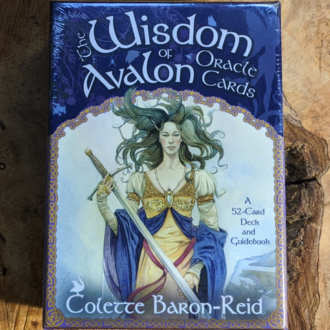 The Wisdom of Avalon Oracle Cards: Colette Baron-Reid