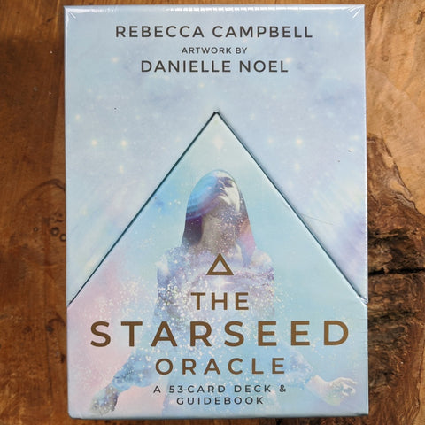 The Starseed Oracle~Rebecca Campbell
