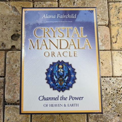 Crystal Mandala Oracle~Alana Fairchild