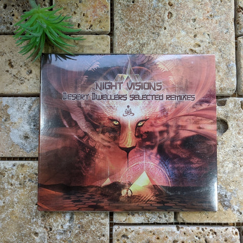 Night Visions: Desert Dwellers Selected Remixes CD