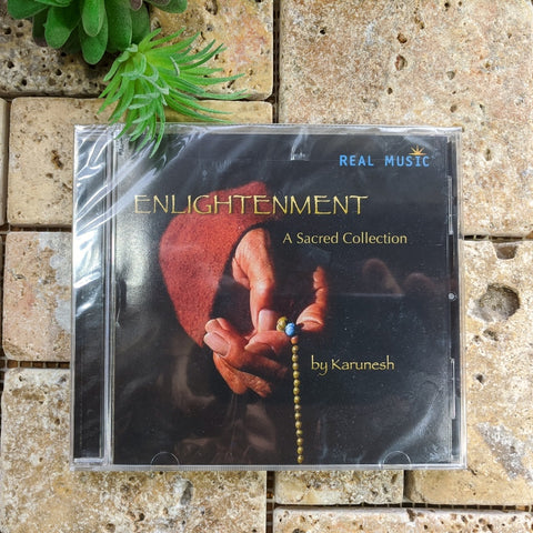 Enlightenment: A Sacred Collection CD~Karunesh