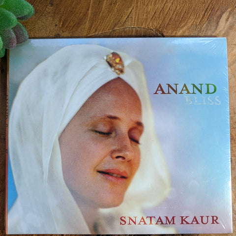 Anand Bliss CD~Snatam Kaur
