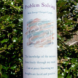 Problem Solving Reiki Candle