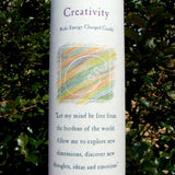 Creativity Reiki Candle