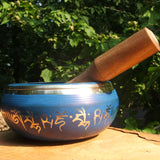 Medicine Buddha Singing Bowl / Meditation Bowl Large 6 inch SHMBMBLG