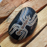 "Nazca Stone-Peru-""The Spider""~CRNSSPI2"