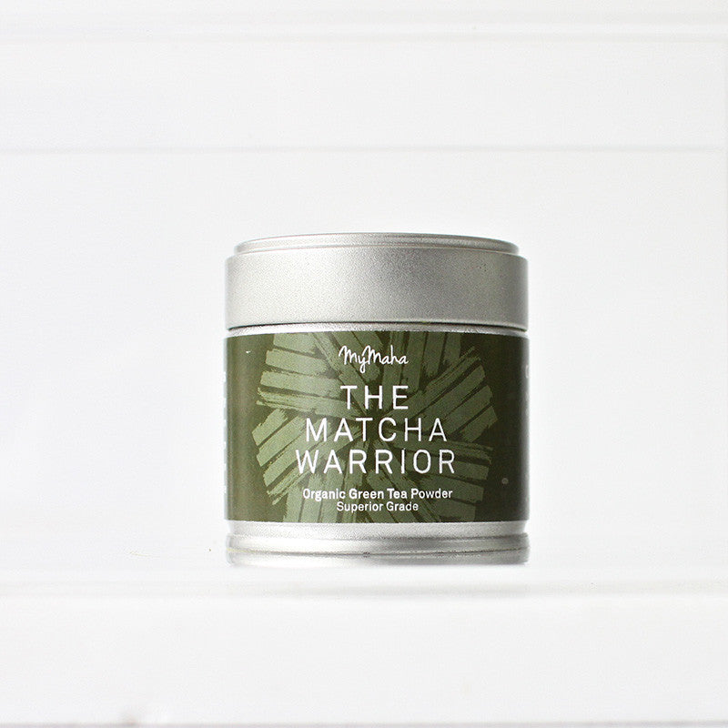 The Matcha Warrior
