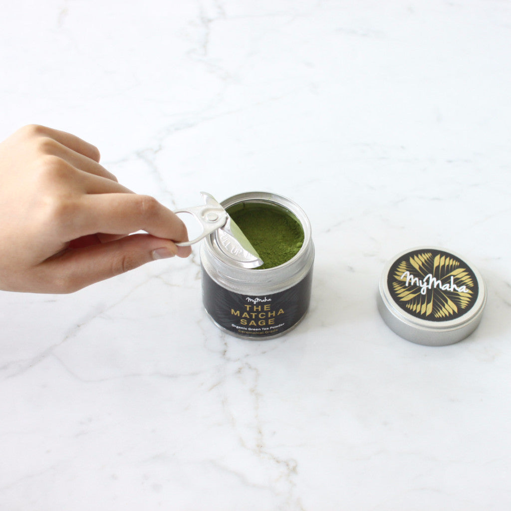 The Matcha Sage (Out of Stock)