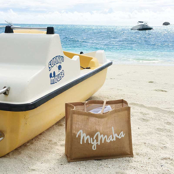 The MyMaha Live Tote