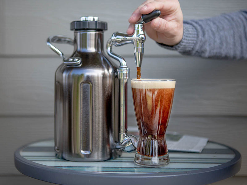 Nitro for Cold Brew