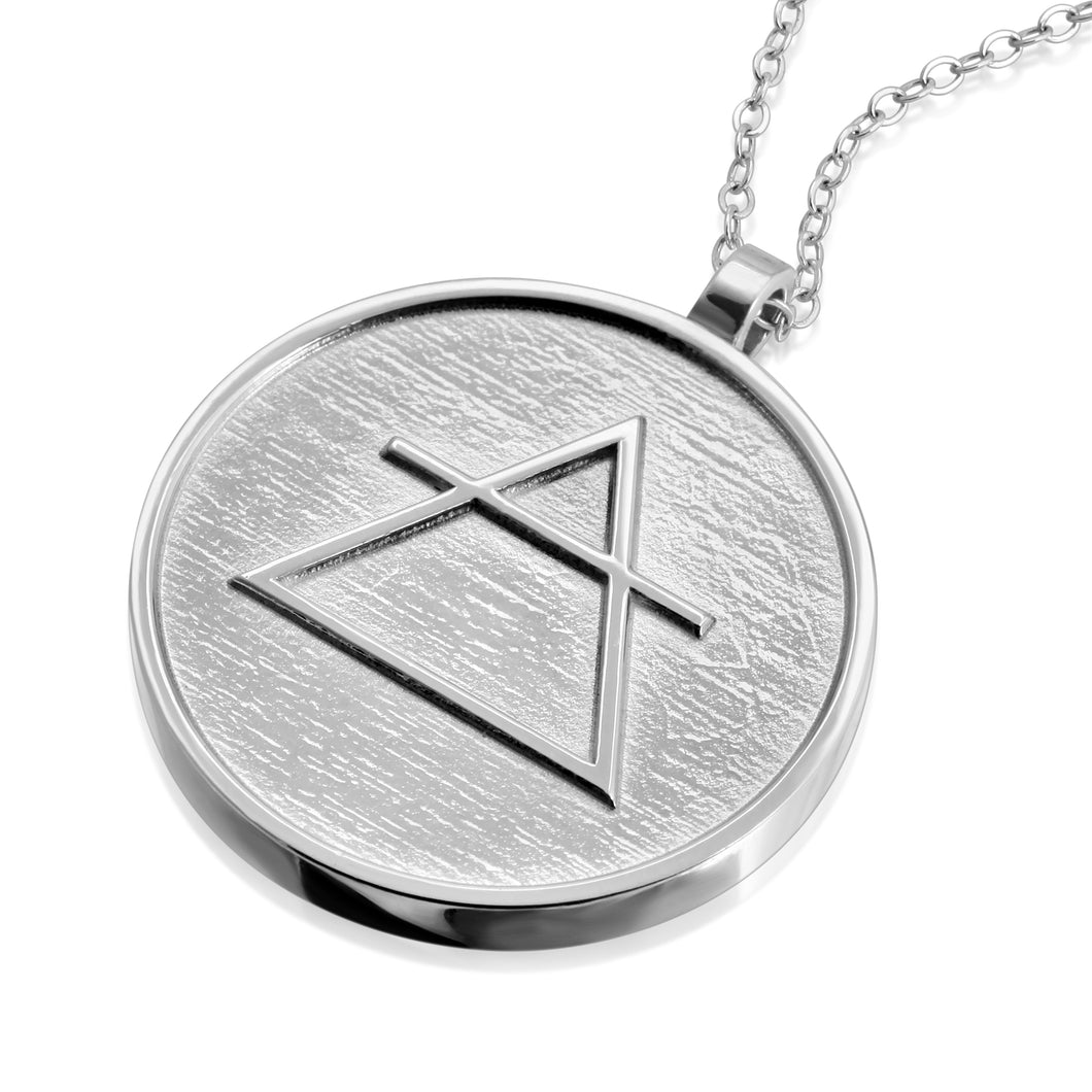 CHANGE NECKLACE - SYMBOL