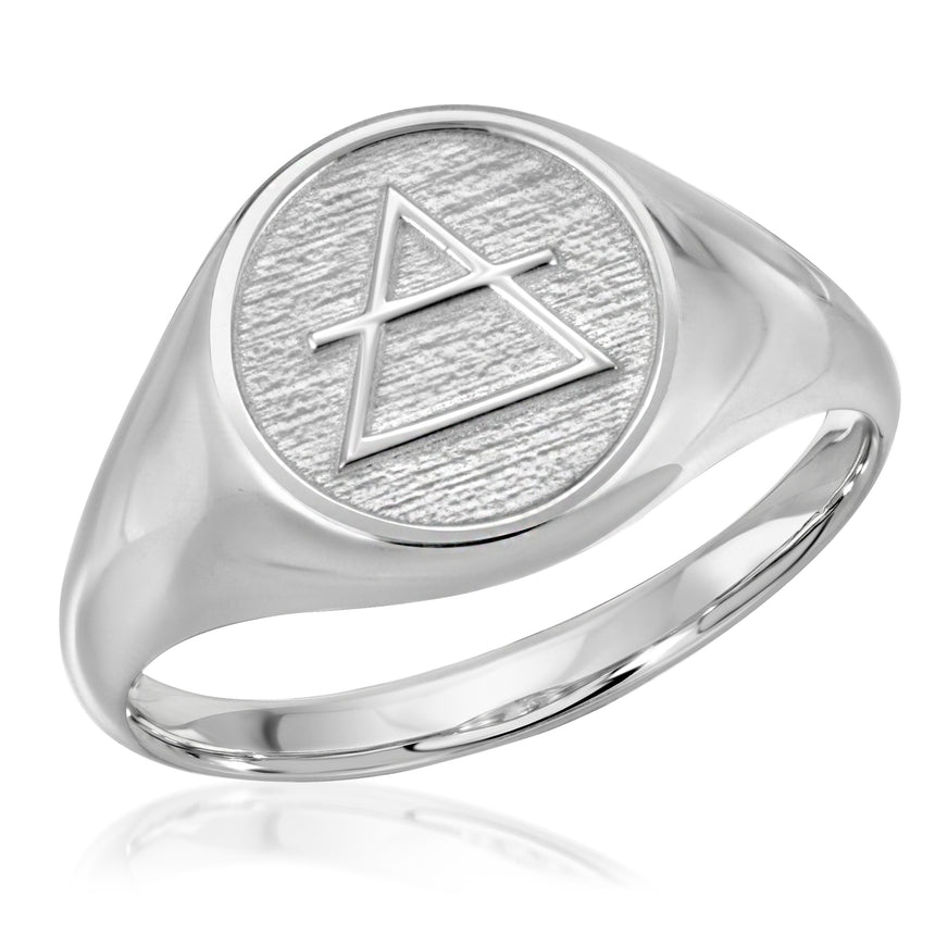CHANGE SIGNET RING - AIR