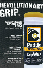 PADDLE WAX / CIRE POUR PAGAIE