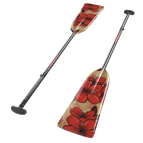 "HIBISCUS G12 ADJUSTABLE PADDLE|PAGAIE AJUSTABLE HORNET ""HIBISCUS"" G12"