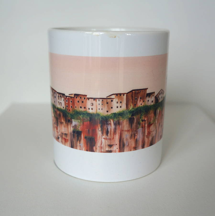 Ceramic Mug - Castelfolit  Smart Deco Homeware Lighting and Art by Jacqueline hammond