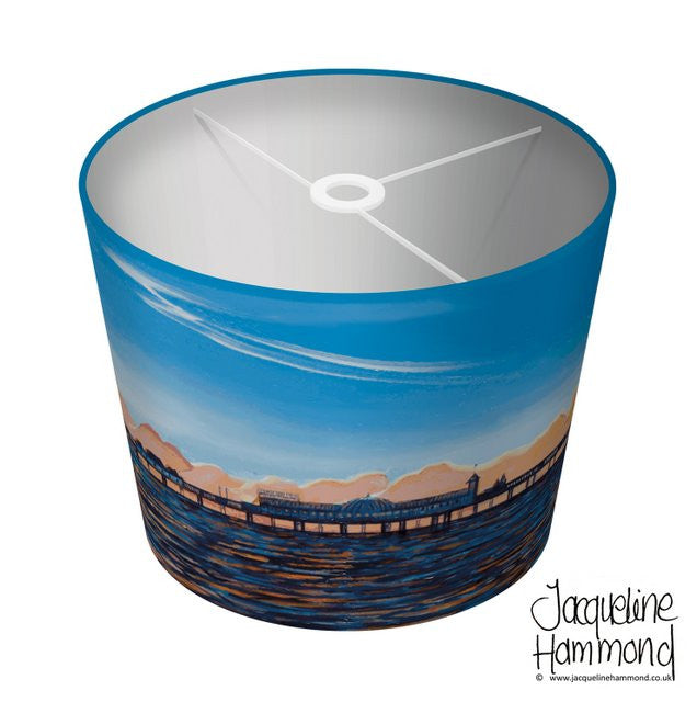 Lamp Shade - Pier  Smart Deco Homeware Lighting and Art by Jacqueline hammond