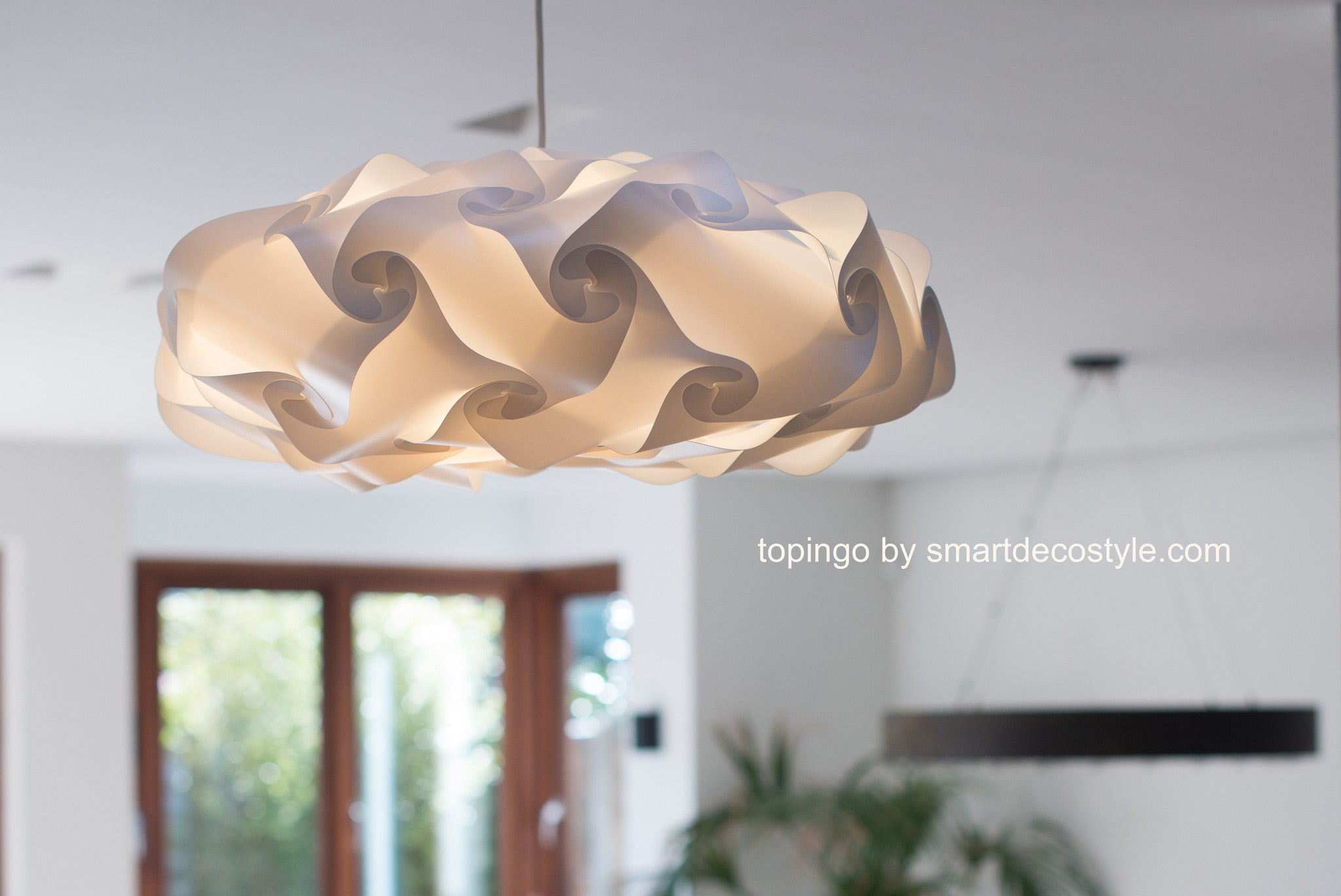Smarty Lamps Topingo Light Shade  Smart Deco Homeware Lighting and Art by Jacqueline hammond