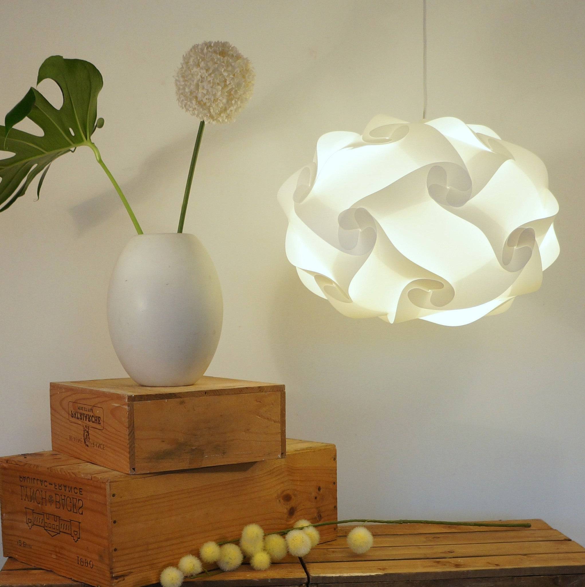Smarty Lamps Tukia Ceiling Light Shade  Smart Deco Homeware Lighting and Art by Jacqueline hammond