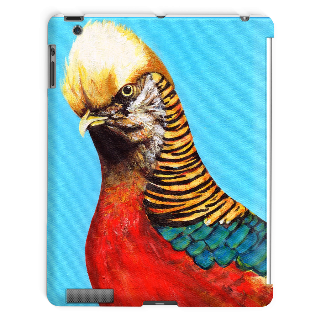 Trump Tablet Case  Smart Deco Homeware Lighting and Art by Jacqueline hammond