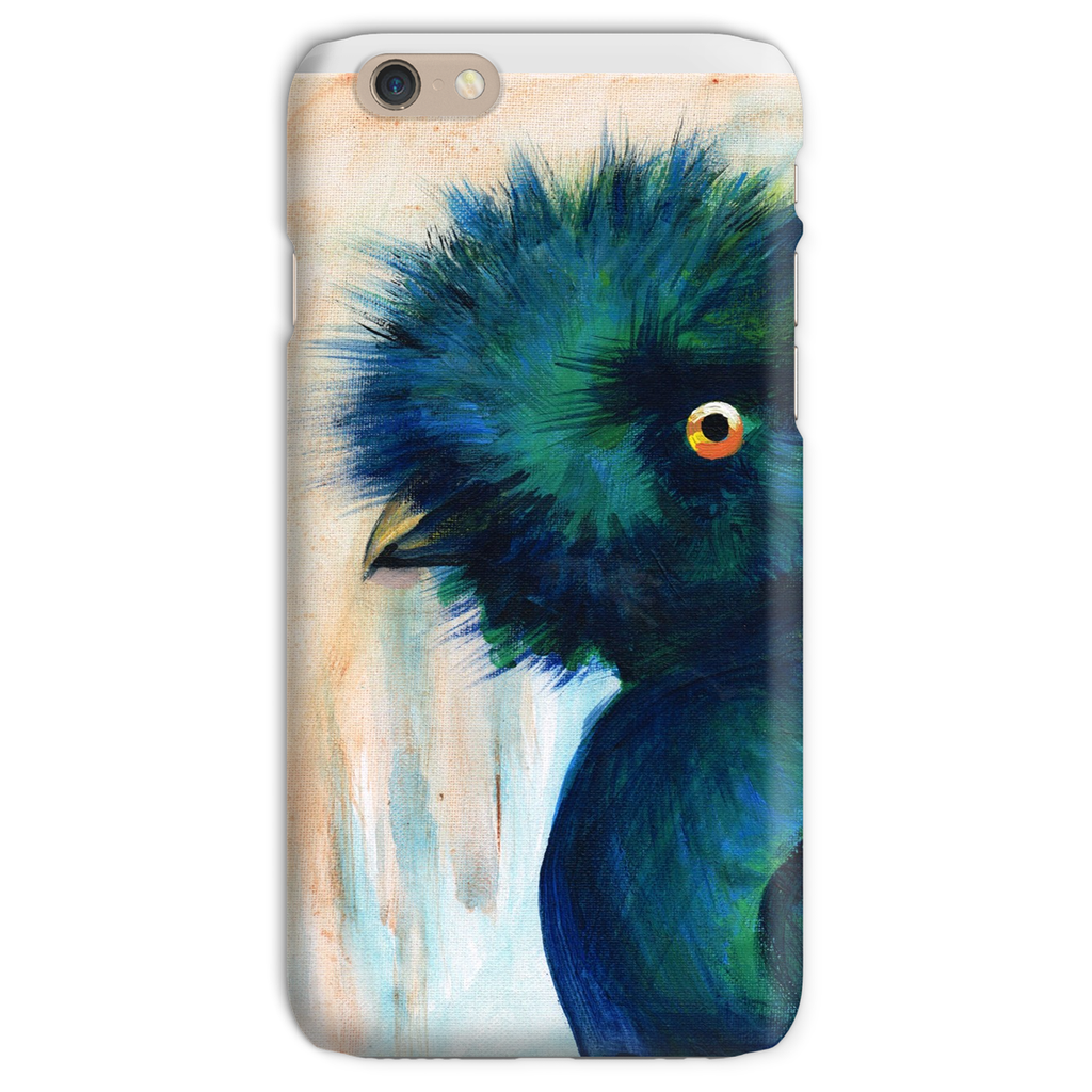 Bad Hair Day Phone Case  Smart Deco Homeware Lighting and Art by Jacqueline hammond