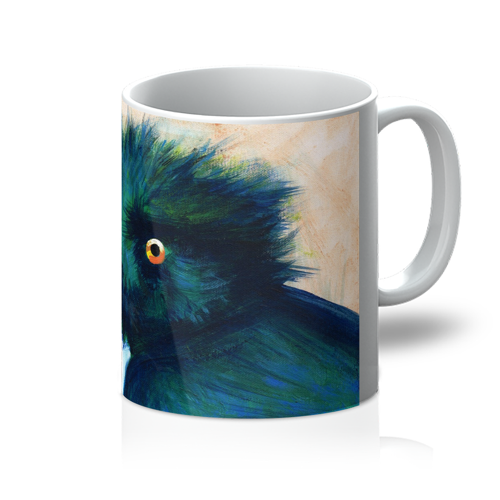 Bad Hair Day Mug  Smart Deco Homeware Lighting and Art by Jacqueline hammond