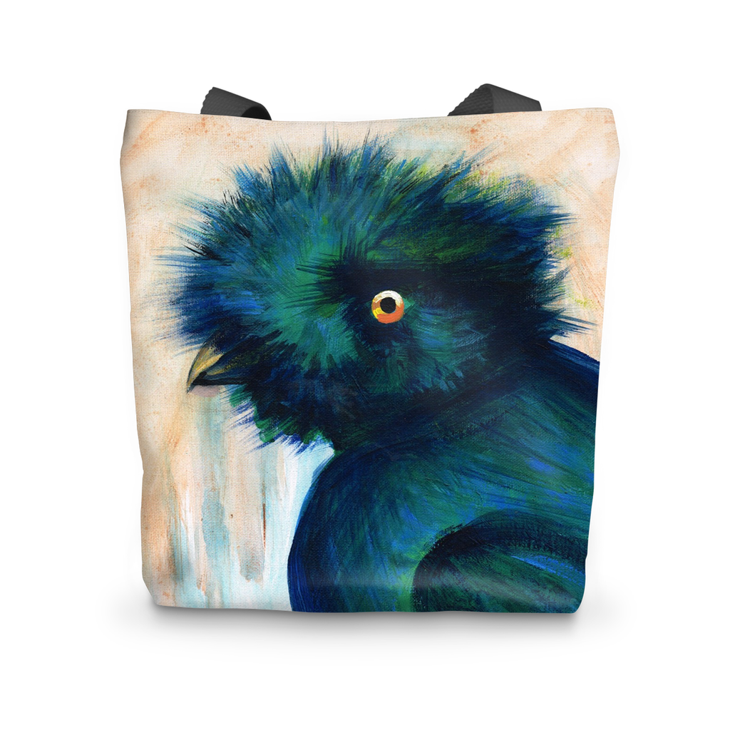 Bad Hair Day Tote Bag  Smart Deco Homeware Lighting and Art by Jacqueline hammond