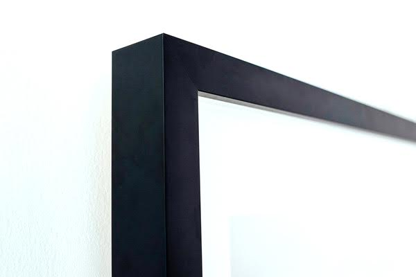 PRINT GALLERY - Black Timber Frame