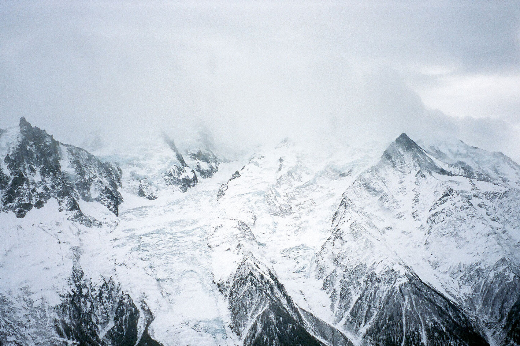 Montagnes by Corey Stanton | PRINT GALLERY
