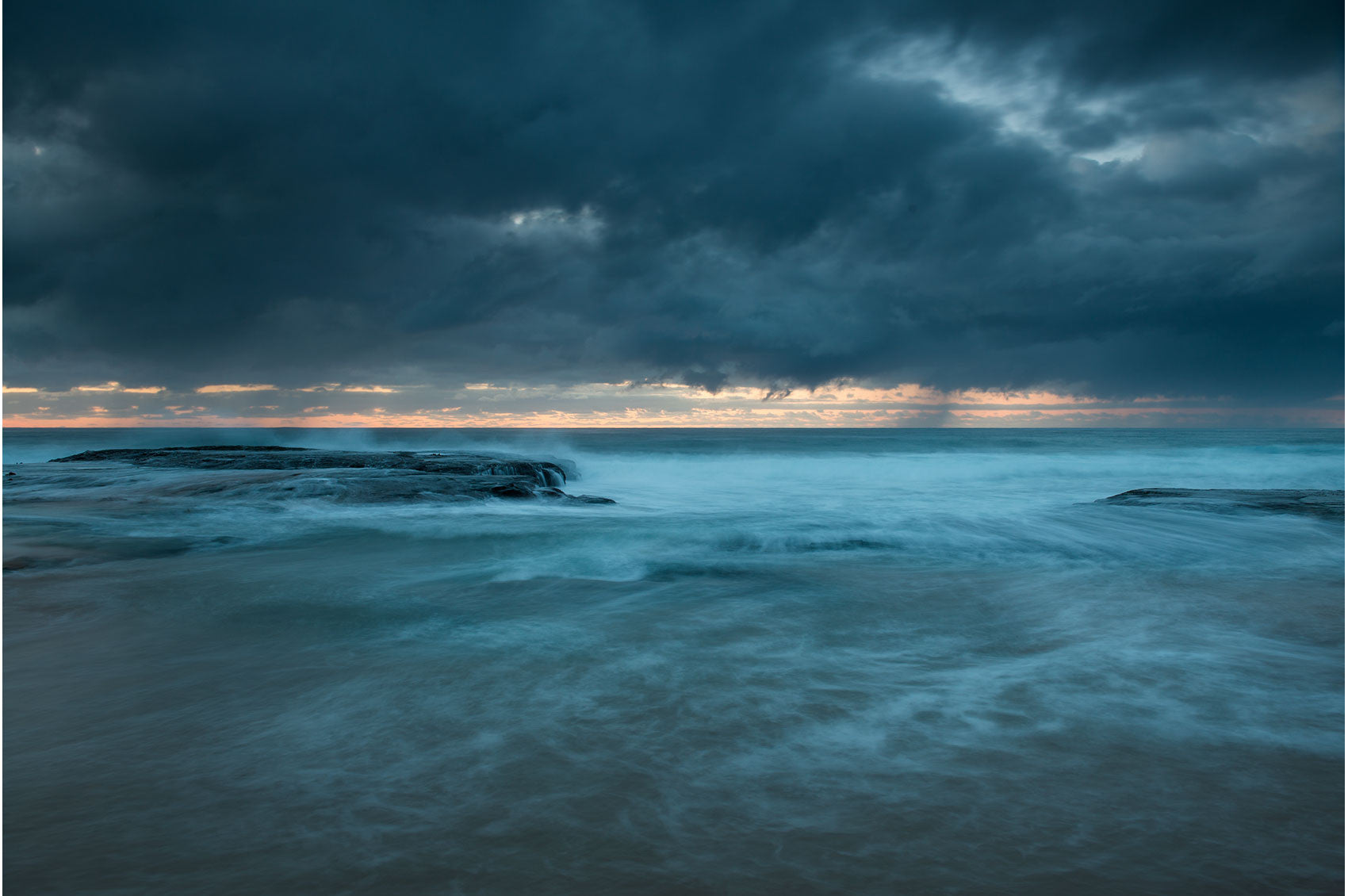 Storm on the Horizon by Chris Grundy | PRINT GALLERY