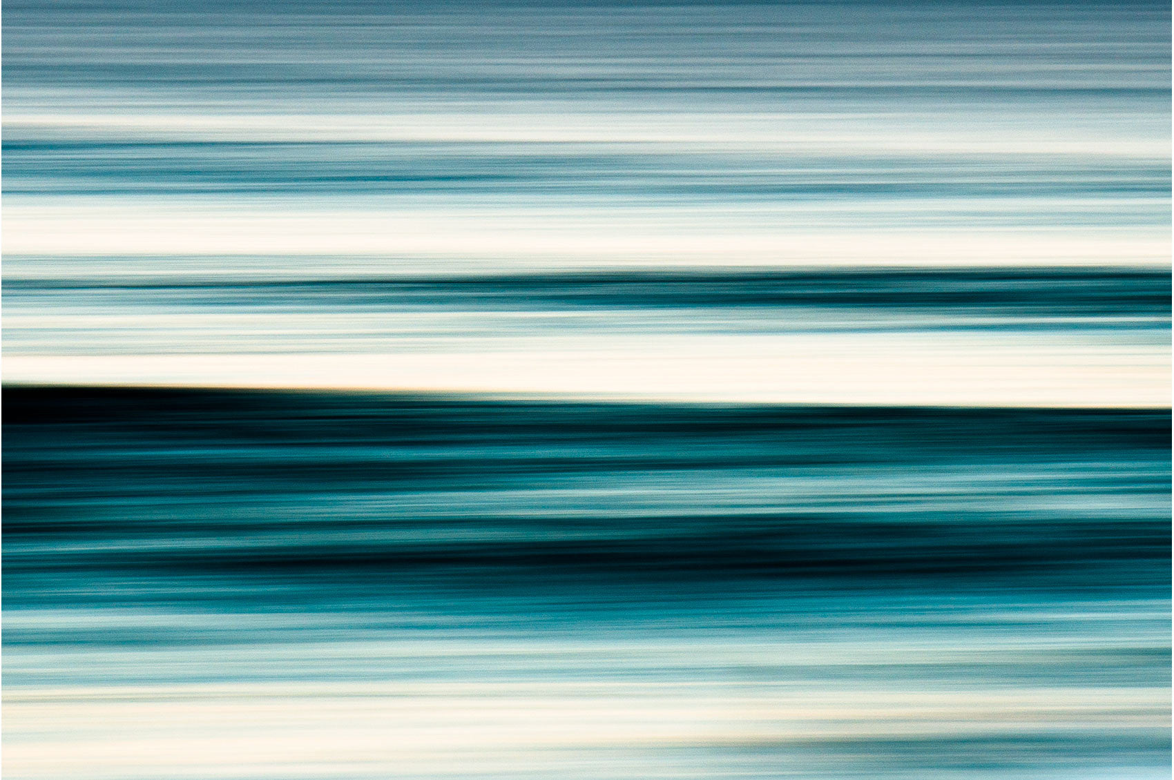 Striped Ocean by Chris Grundy | PRINT GALLERY
