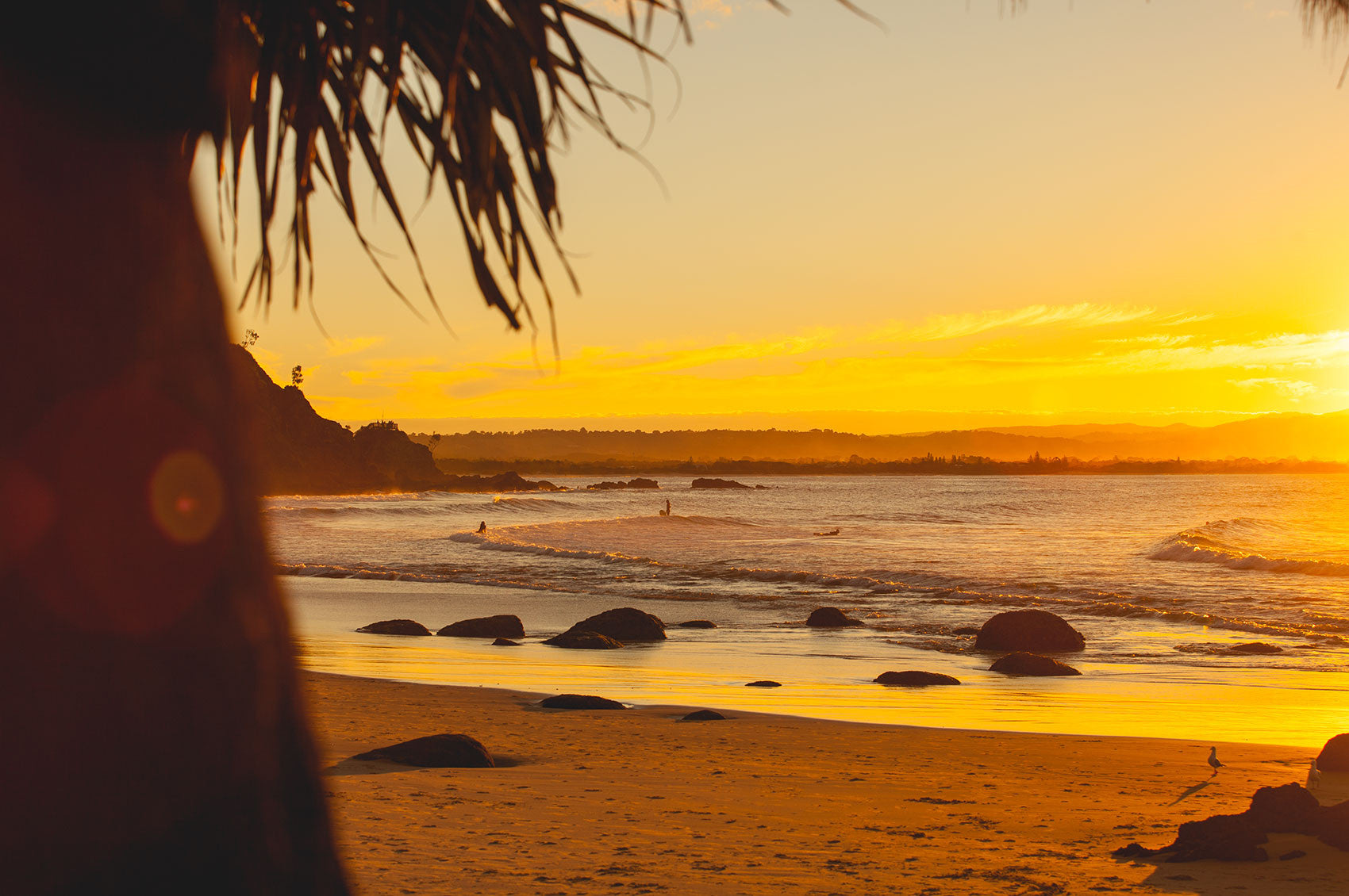 Byron Sunset by Adam Kola | PRINT GALLERY