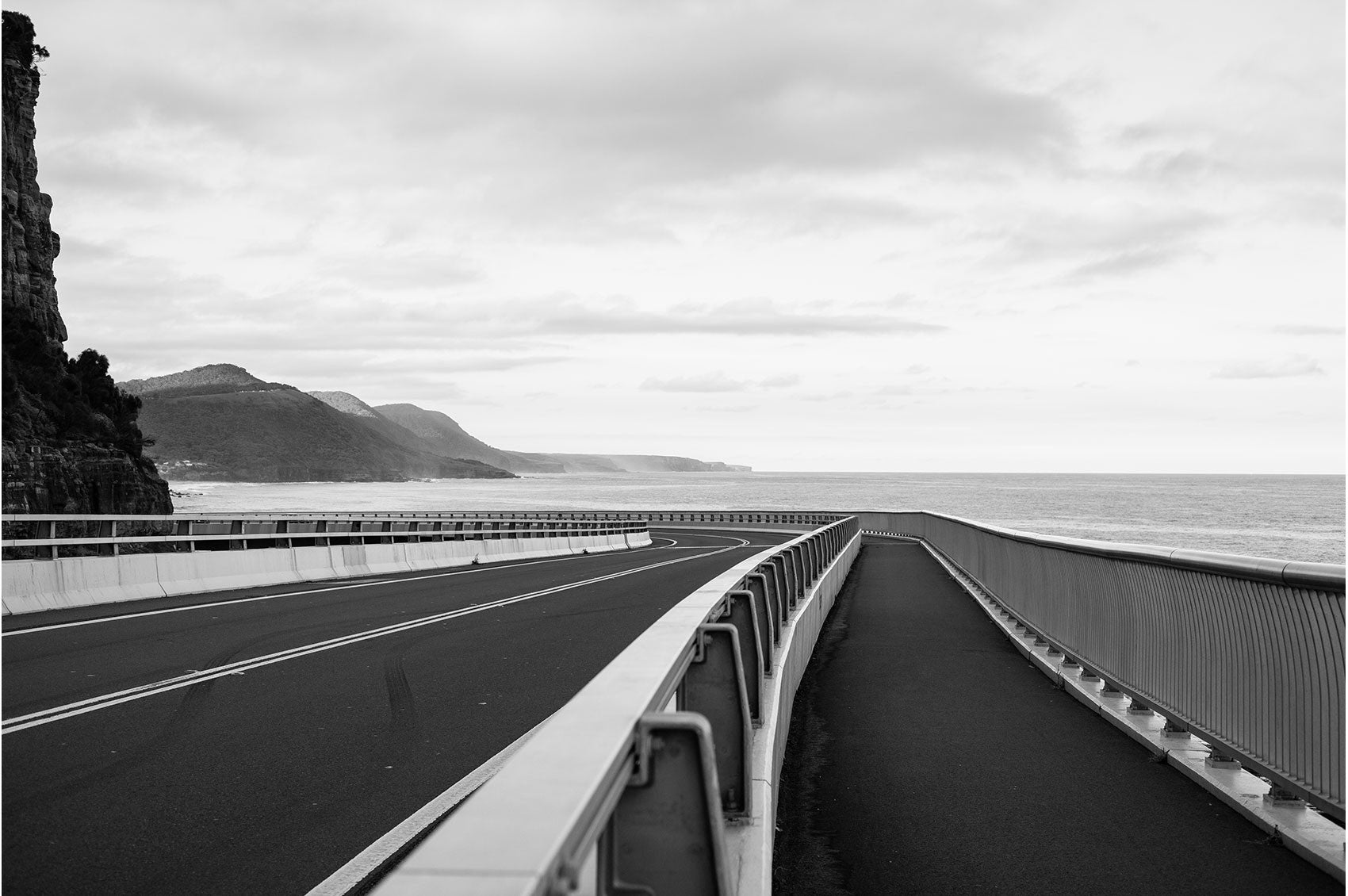 Sea Cliff Bridge by Adam Kola | PRINT GALLERY