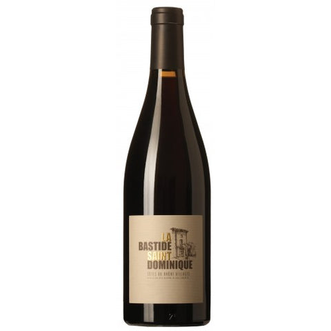 La Bastide Saint Dominique Cotes-Du-Rhone Villages 2018