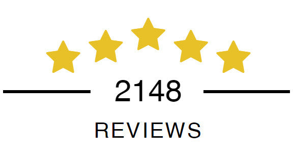 2148 5 star reviews