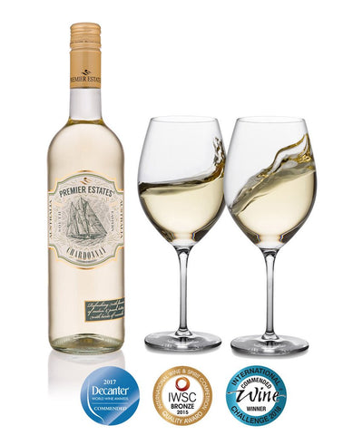 Australian Chardonnay white wine case of 6
