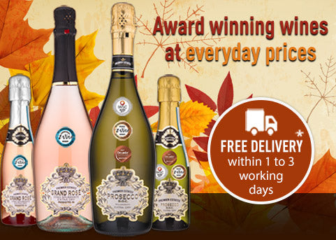 Award Winning Wines At Everyday Prices
